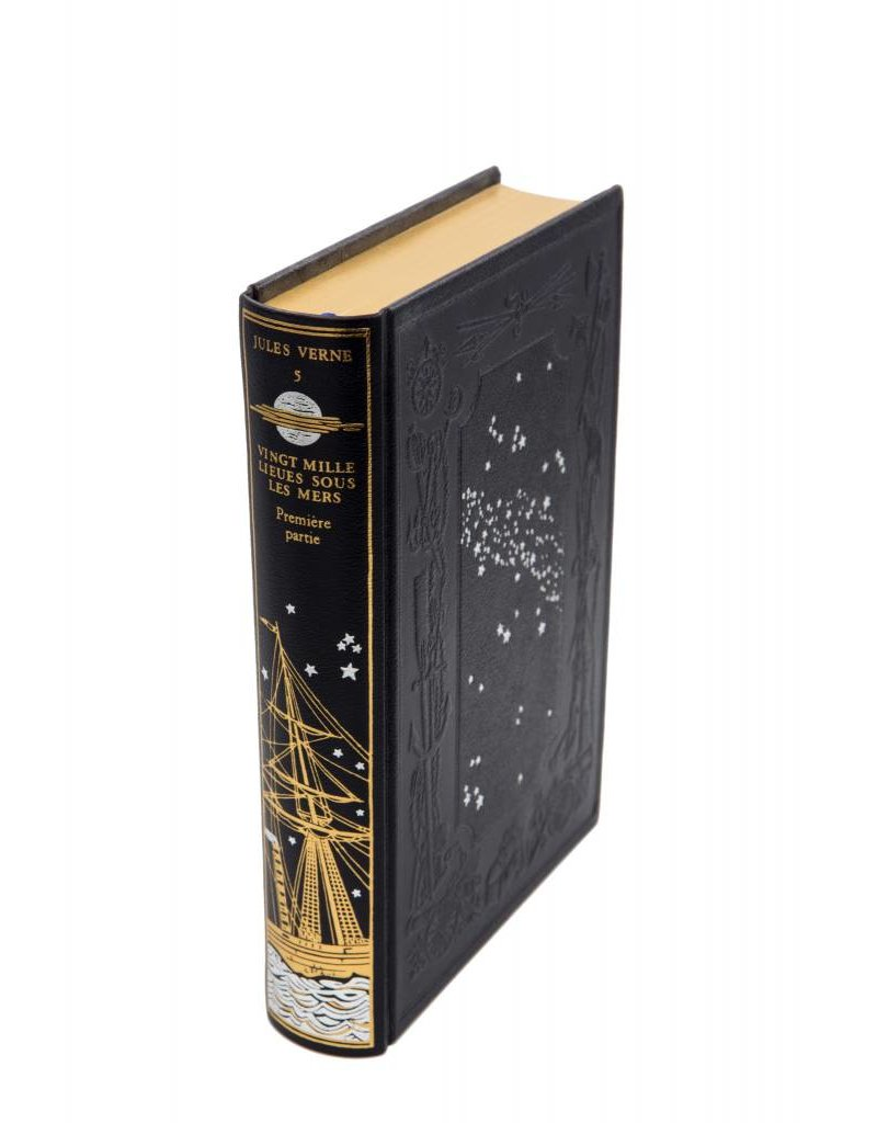 Verne (Jules) Verne (Jules) - Vingt Mille lieues sous les mers, 1ère partie - Tome 5