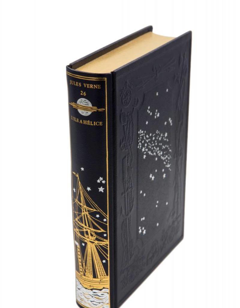 Verne (Jules) Verne (Jules) - L'Ile à Hélice - Tome 26