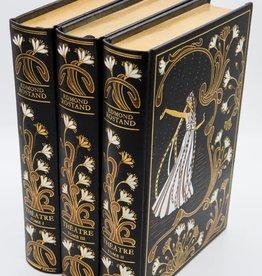 Collection en trois volumes - Edmond Rostand - Théatre