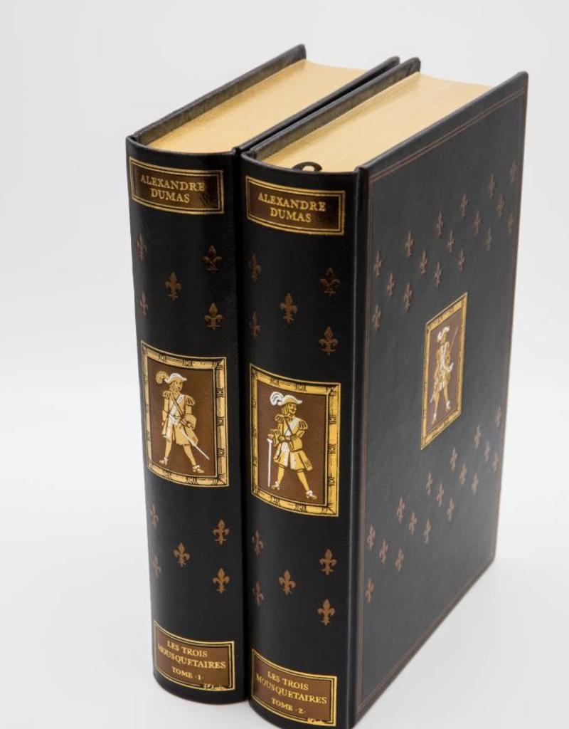 Collection Alexandre Dumas - Les trois mousquetaires