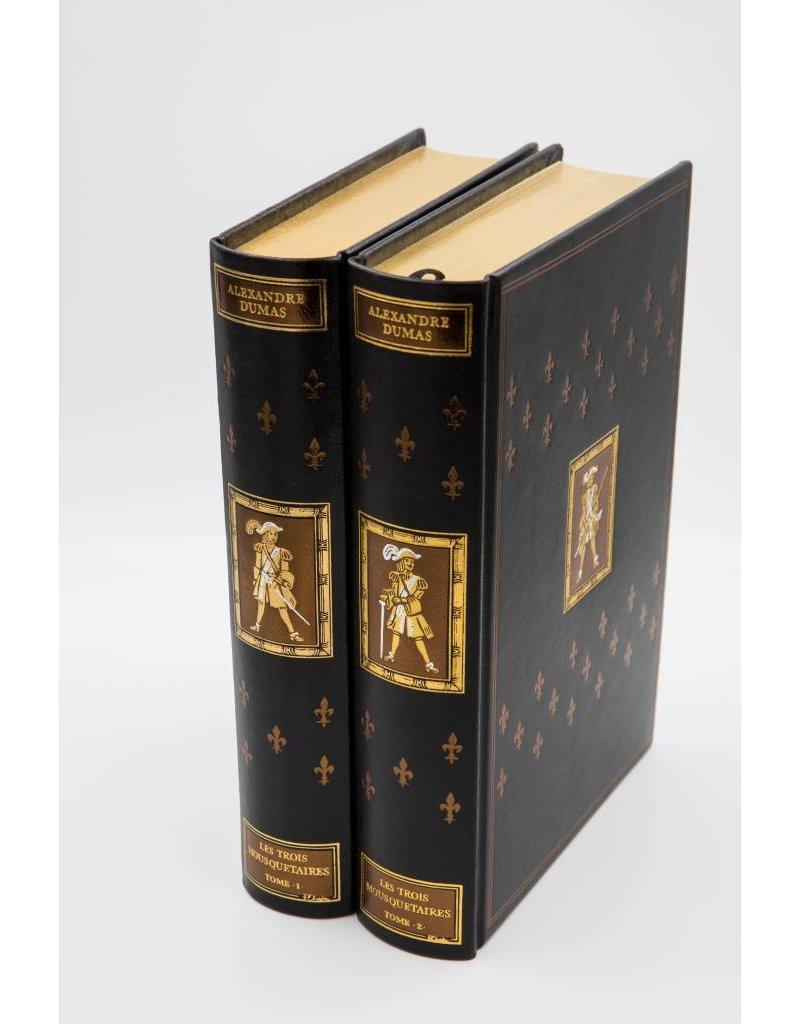 Alexandre Dumas - Les trois Mousquetaires - Collection en 2 volumes