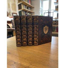 La Fontaine (Jean de)  - Les Fables de La Fontaine - Collection en 4 volumes
