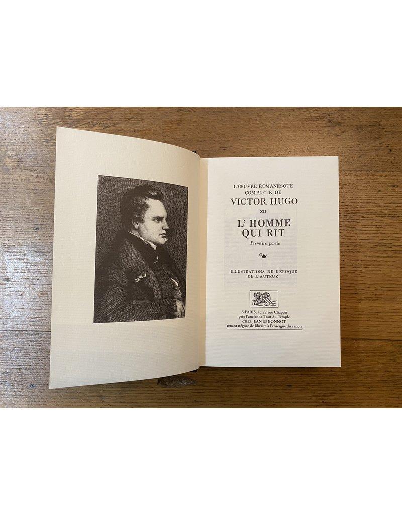 L'Homme qui rit (première  et seconde partie)l'œuvre de Victor Hugo