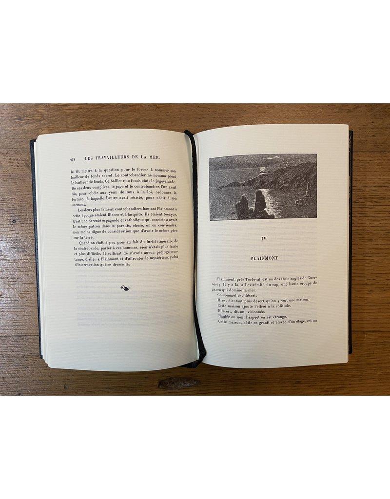Les Travailleurs de la Mer (première et seconde partie)  (Hugo (Victor)
