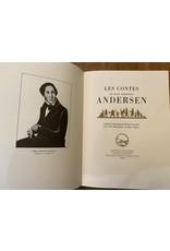 Andersen (Christian) Andersen (Christian) - Contes d'Andersen - Reliure Bleu Royal