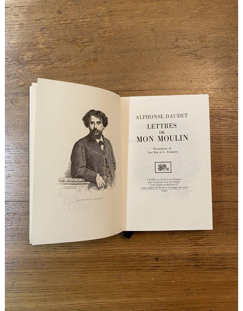 Daudet (Alphonse) Daudet (Alphonse) - Les Lettres de mon Moulin