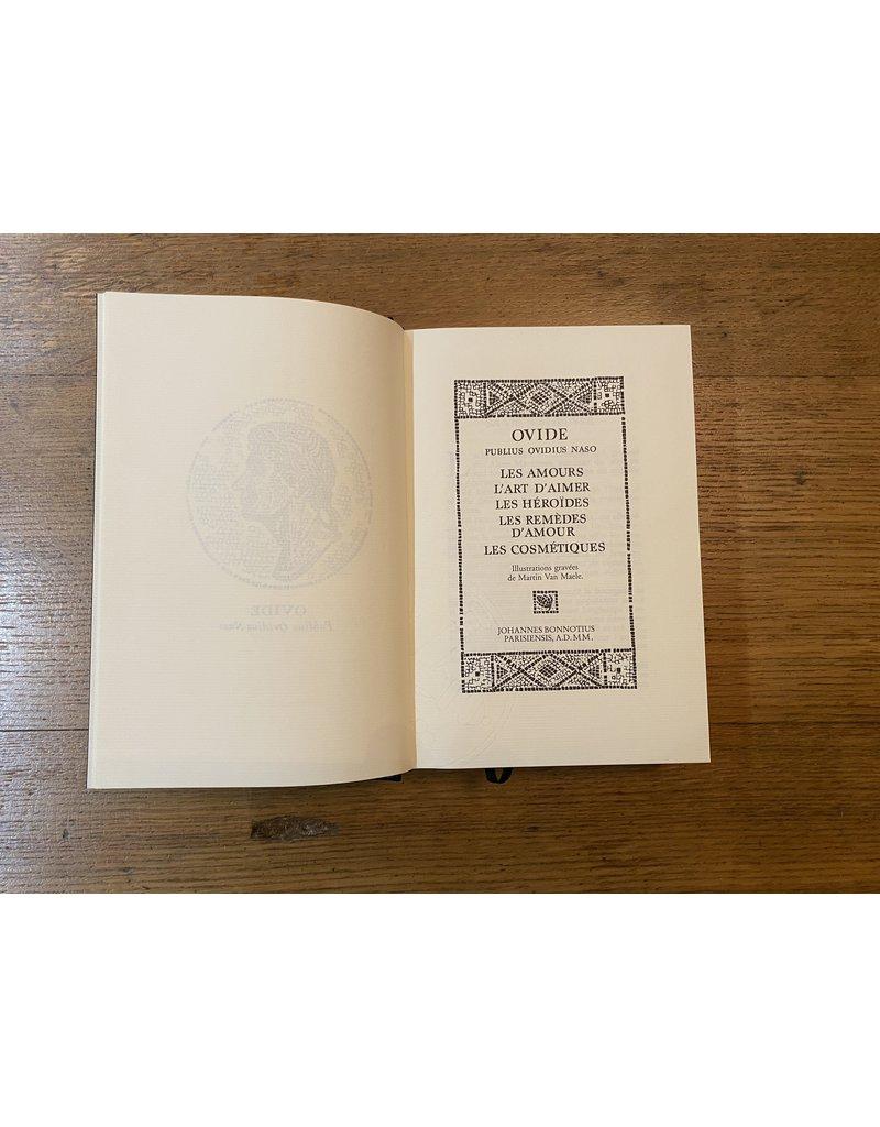 Ovide (Publius Ovidius Naso, dit) Ovide (Publius Ovidius Naso, dit) - Les Amours - L'Art d'Aimer