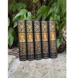 Victor Hugo - Les Misérables - Collection en 5 volumes