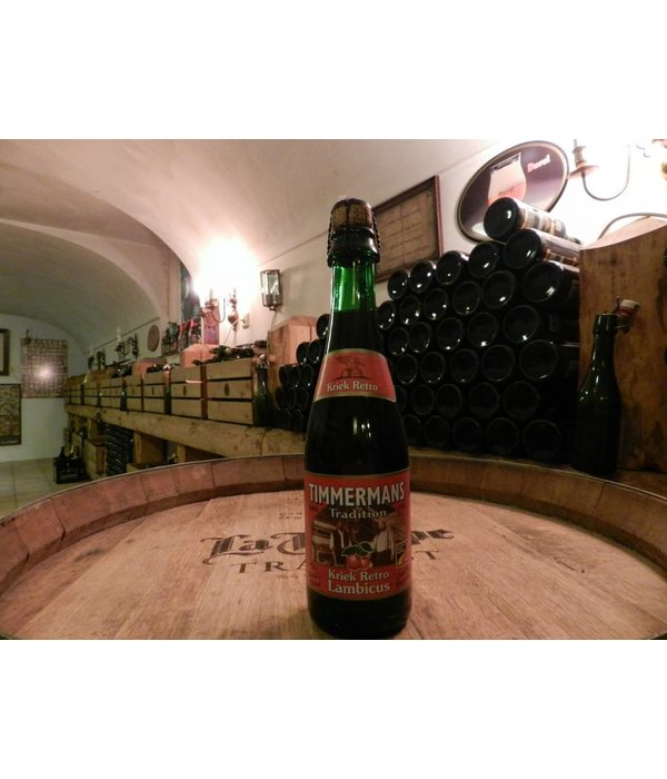 Timmermans kriek Retro