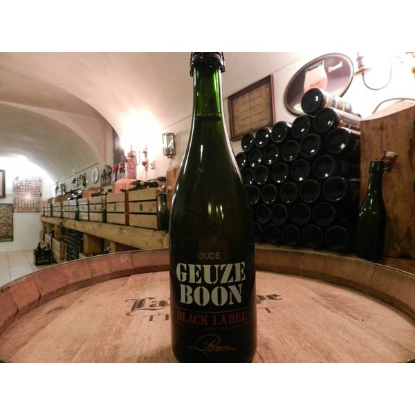 Oude Geuze black label 2nd edition