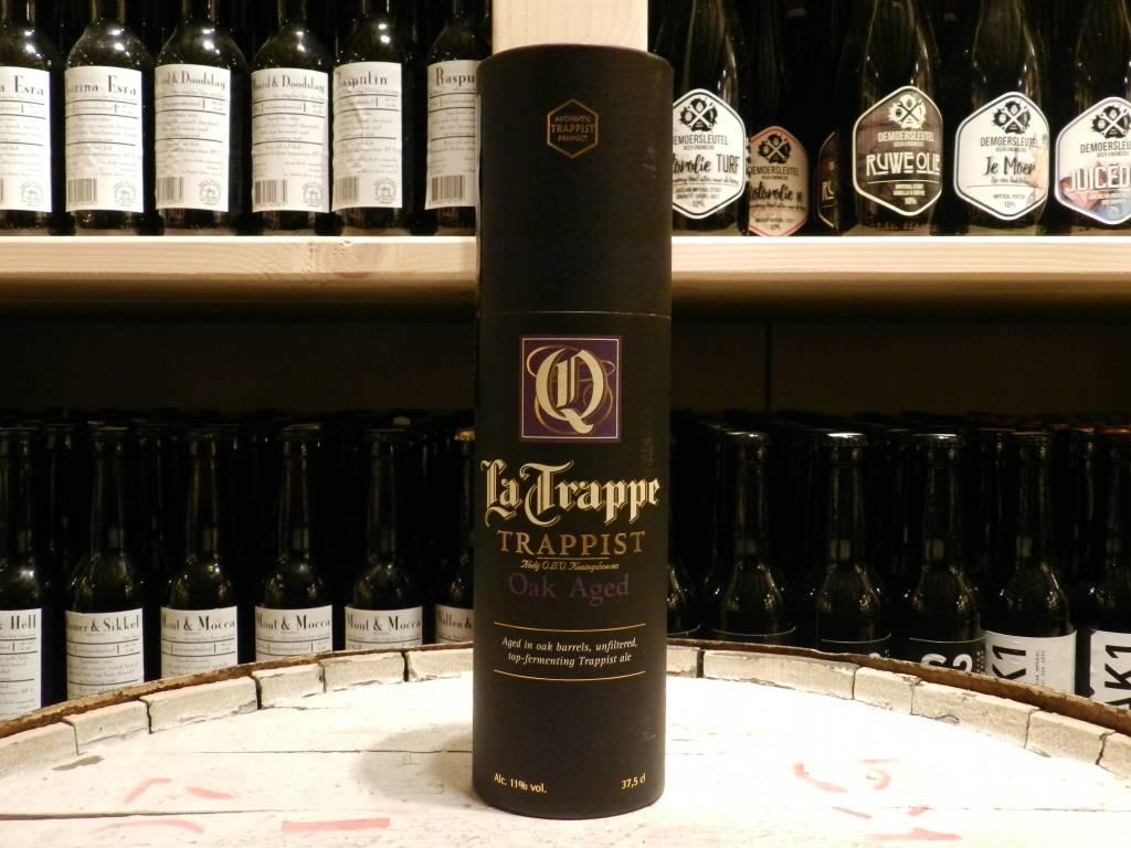 La Trappe  Oak aged batch 27