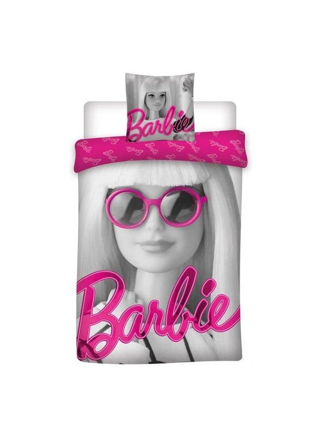 Dekbedovertrek Barbie 140 x 200 cm