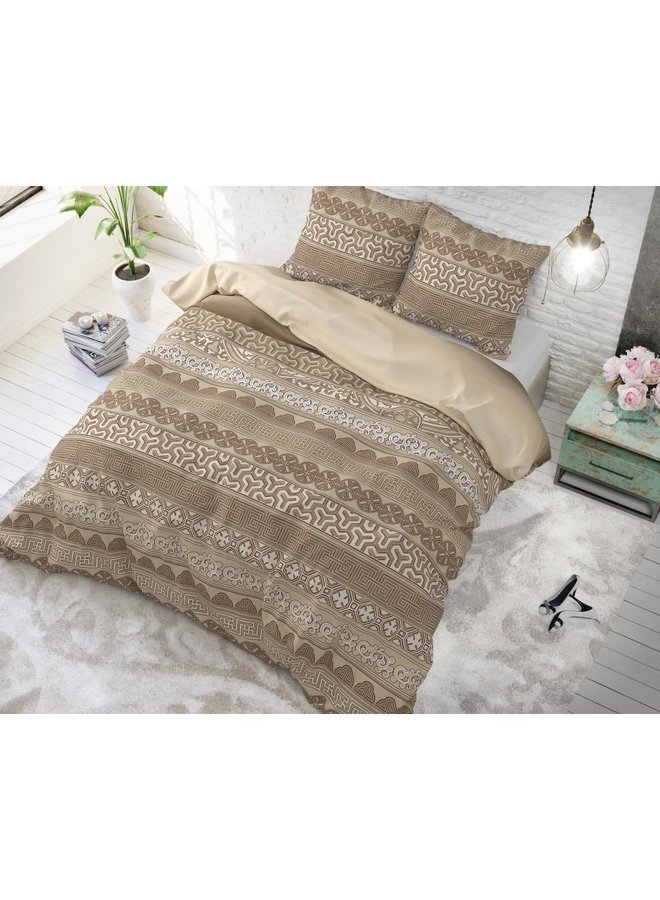 Asian Lace Taupe