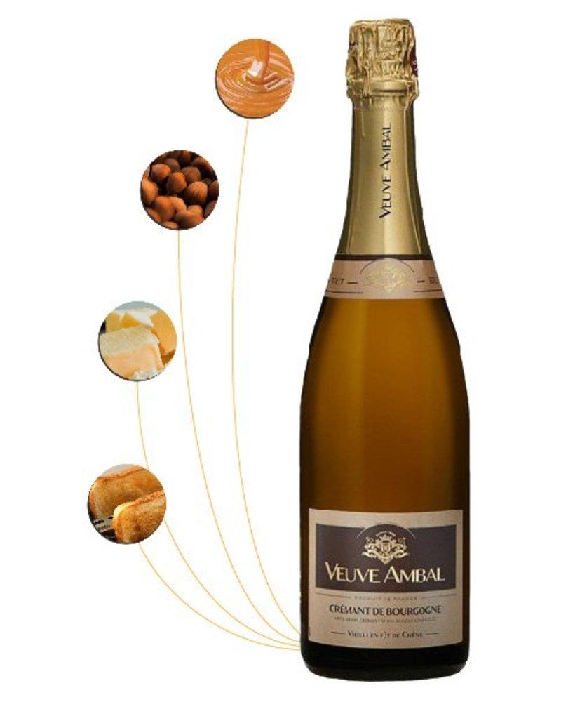 Veuve Ambal Fut de Chene Oak - Mousserende Wijn