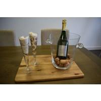 Paul de Coste Blancs de Blancs Brut - Mousserende Wijn