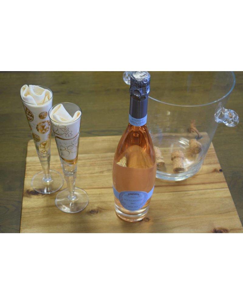 Rivarose brut Rosé - Sekt