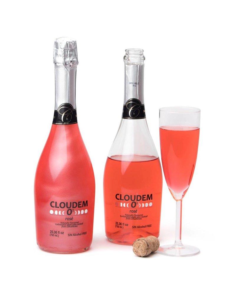 Cloudem Rosé Sparkling Apfelcider Himbeere