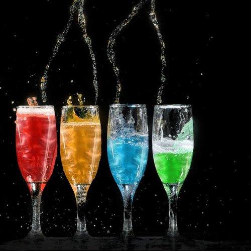 Glitter wijn: de nieuwe trend van 2019?