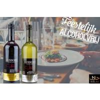 Lussory Premium White Macabeo & Airen alcoholvrije wijn