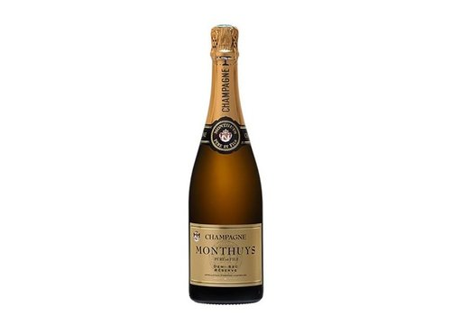 Monthuys Monthuys Demi Sec Champagne