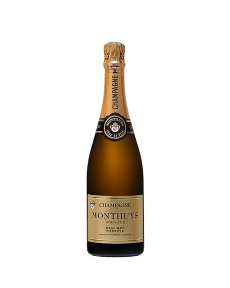 Monthuys Demi Sec Champagne