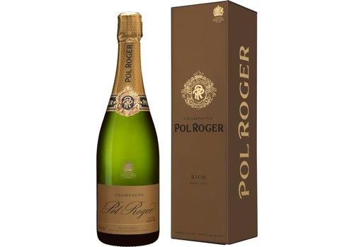 Pol Roger Champagne Pol Roger Rich - Demi Sec