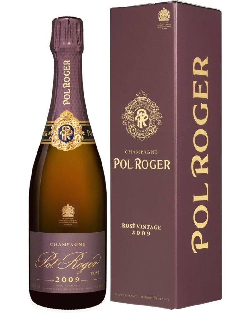 Pol Roger Rosé met geschenkverpakking