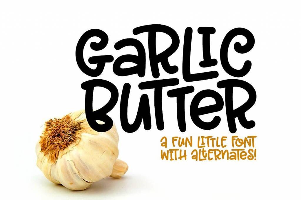 Garlic & Butter