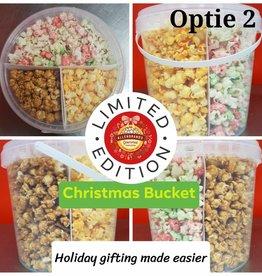 Kerst Bucket Optie 2