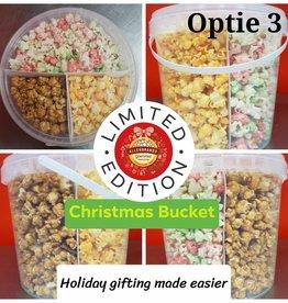 Kerst Bucket Optie 3