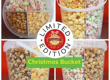 Kerst Bucket Opties