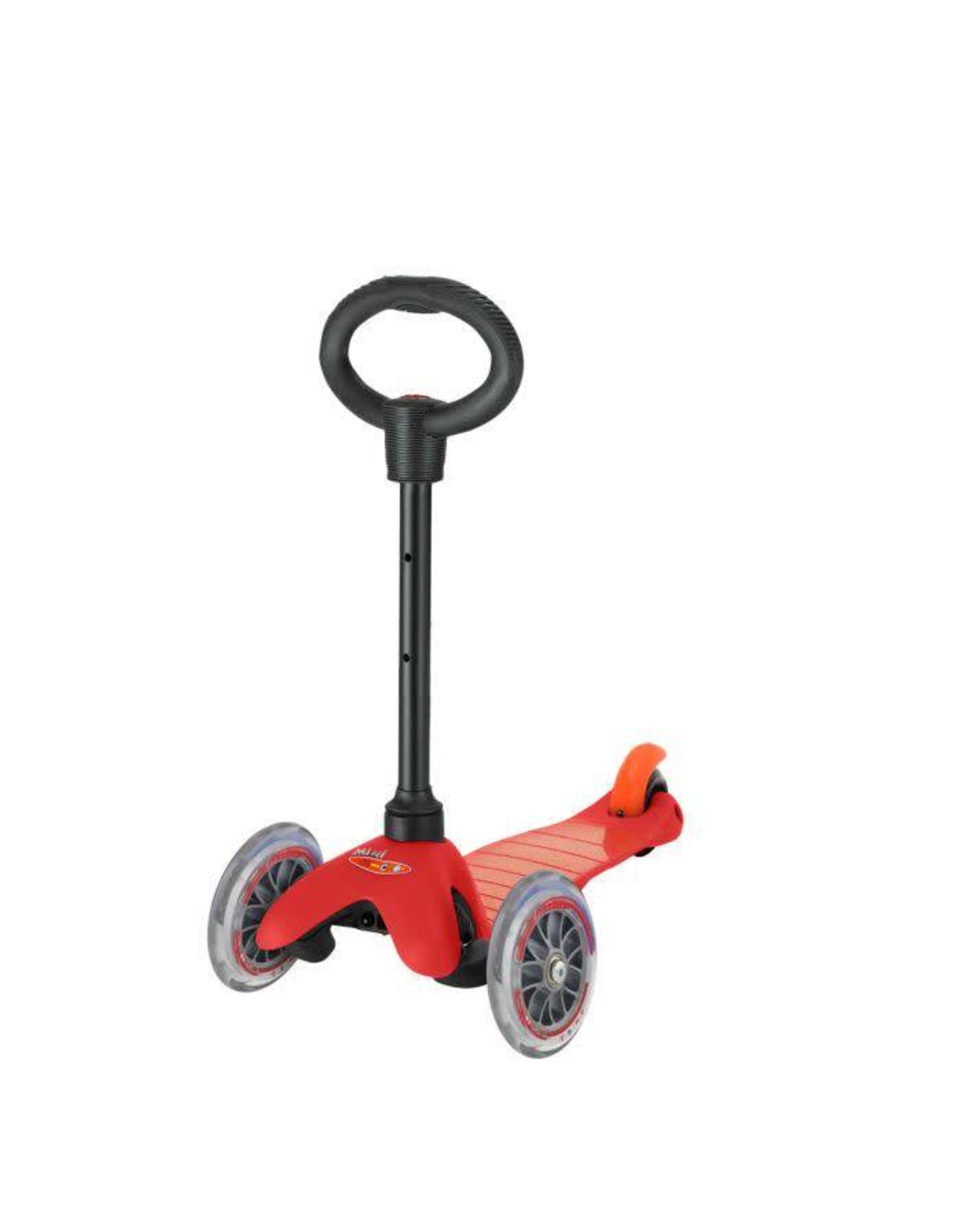 Micro Scooter Red 3in1 Mm0202 Black Grips