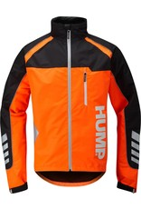 Hump Strobe Men's Waterproof Jacket Orange