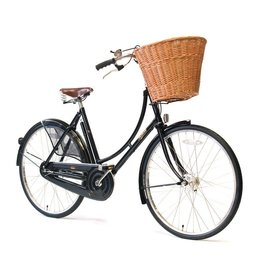 Pashley Pashley Princess Classic 3sp Black 17.5""