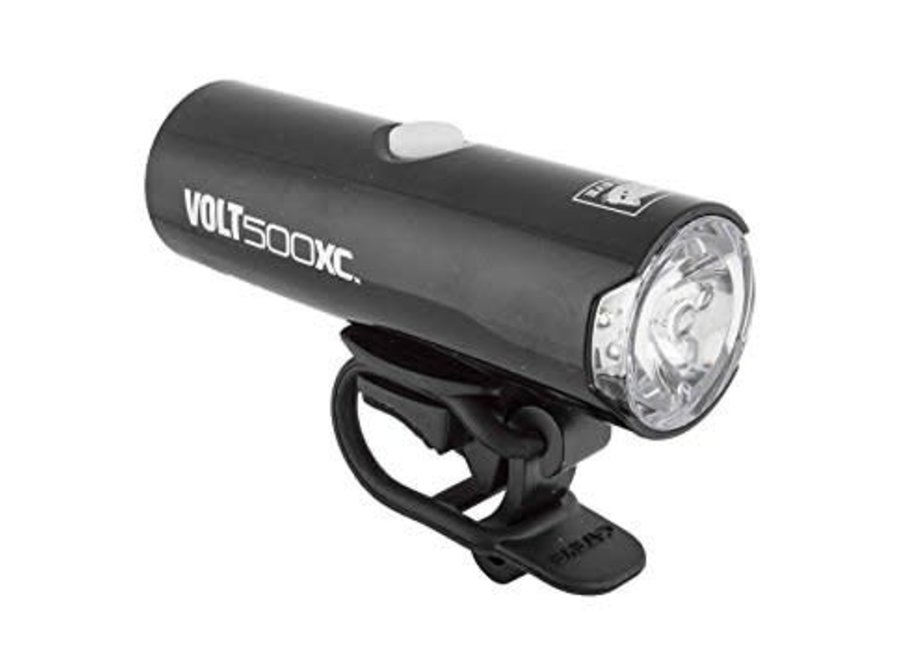 VOLT 500 XC USB RECHARGEABLE FRONT LIGHT (500 LUMEN):