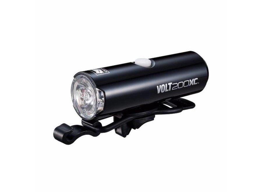 VOLT 200 XC USB RECHARGEABLE FRONT LIGHT (200 LUMEN):