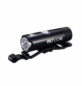 Cateye VOLT 100 XC USB RECHARGEABLE FRONT LIGHT (100 LUMEN):