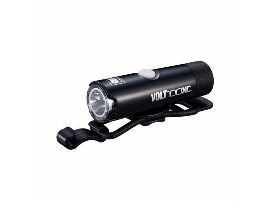 VOLT 100 XC USB RECHARGEABLE FRONT LIGHT (100 LUMEN):