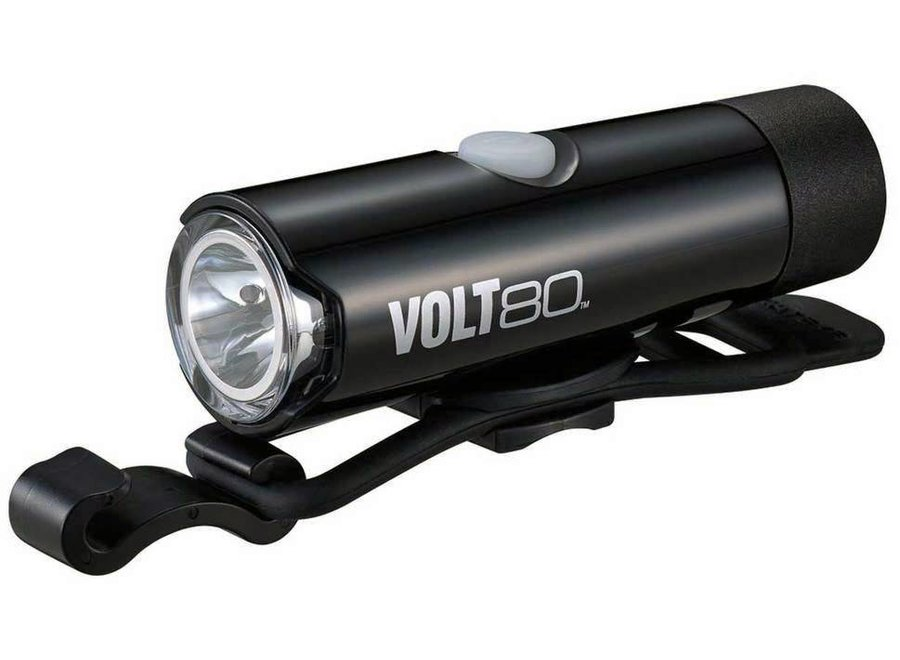 VOLT 80 XC USB RECHARGEABLE FRONT LIGHT: