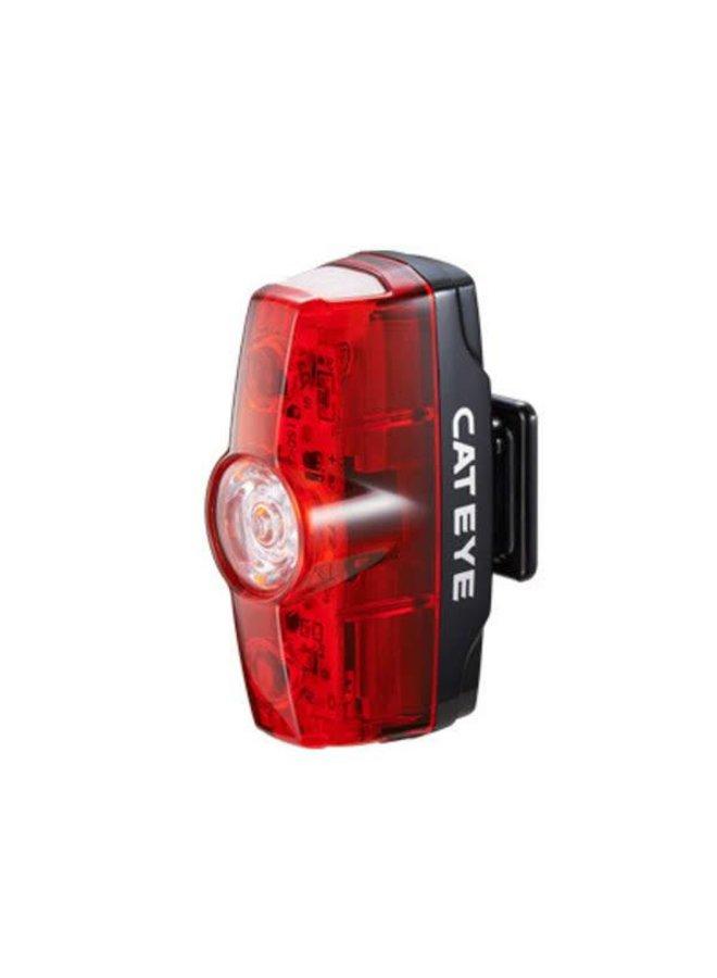 RAPID MINI USB RECHARGEABLE REAR LIGHT (25 LUMEN):