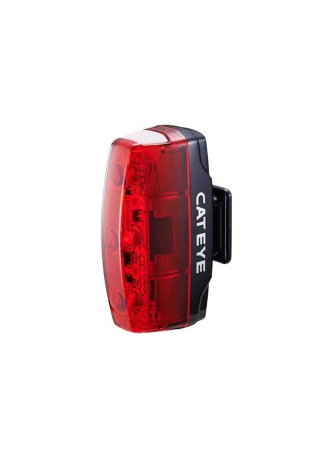 RAPID MICRO USB RECHARGEABLE REAR LIGHT (15 LUMEN):