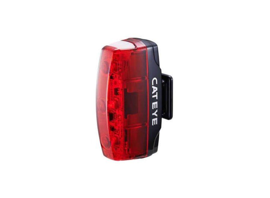 RAPID MICRO USB RECHARGEABLE REAR LIGHT (15 LUMEN):