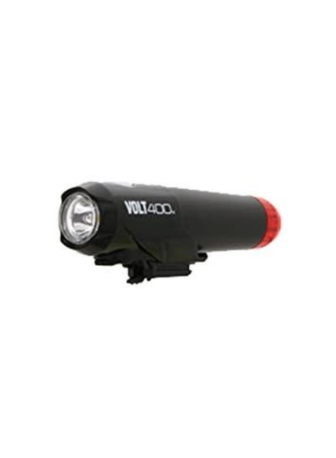 VOLT 400 DUPLEX FRONT/REAR HELMET USB RECHARGEABLE LIGHT: