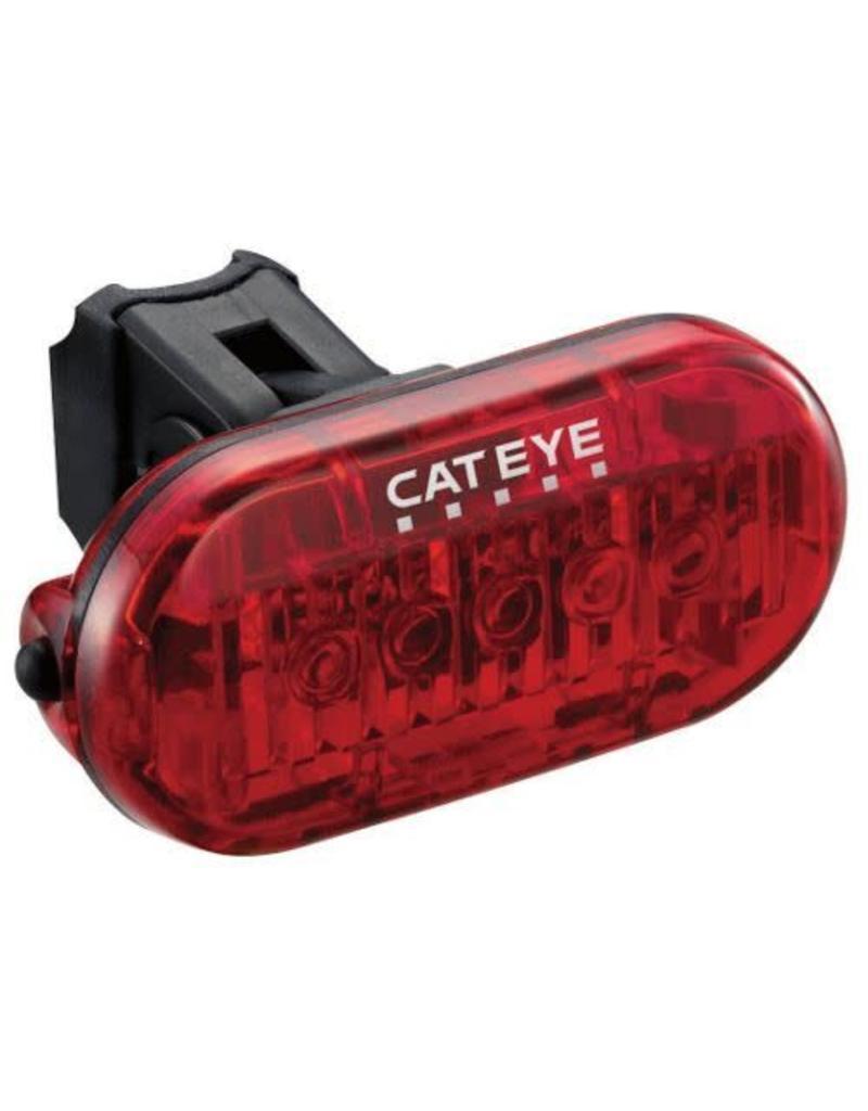 Cateye OMNI 5 REAR LIGHT 5 LED: