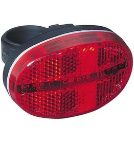 Cateye TL-LD500 BRITISH STANDARD REAR LIGHT:
