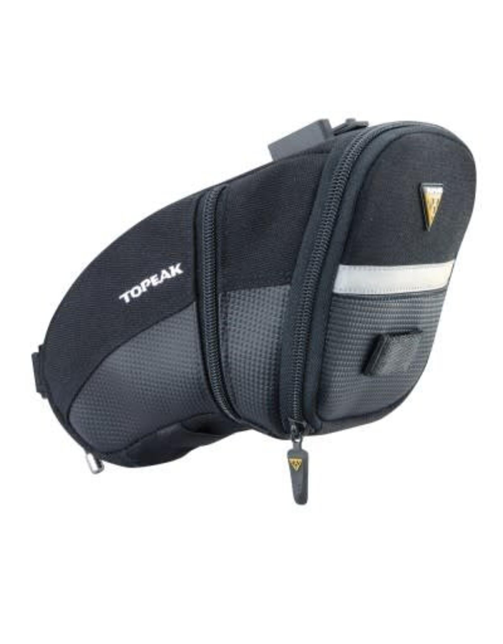 Topeak WEDGE AERO W/STRAP MEDIUM