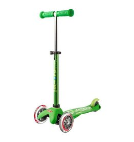 Micro Scooter Green Mini Deluxe D002