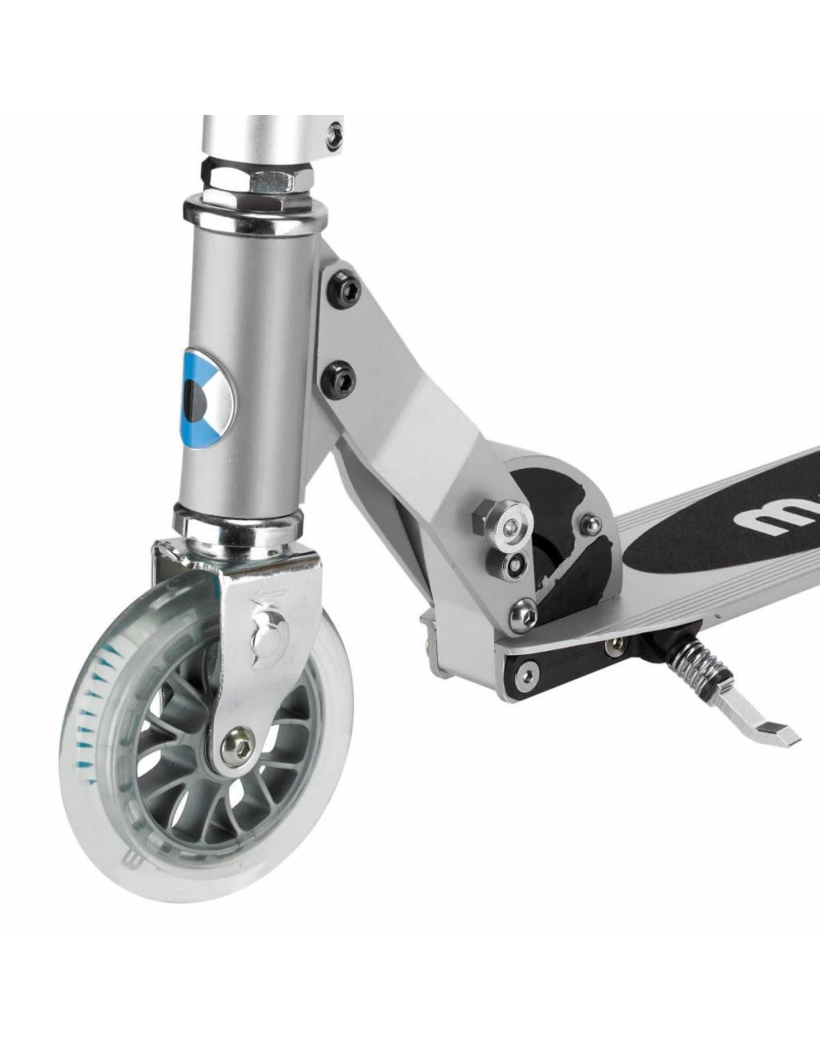 Micro Scooter Silver Sprite Sa0019