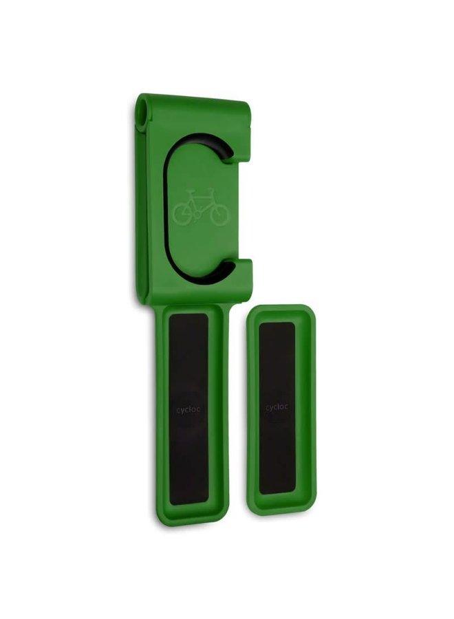 ENDO WHEEL BRACKET GREEN