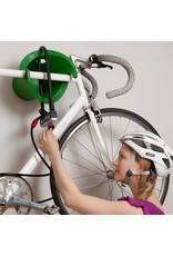 Cycloc SOLO WALL BRACKET GREEN